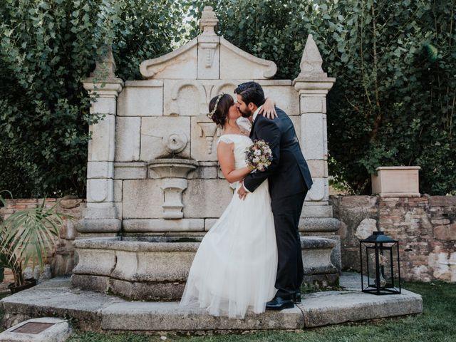 La boda de Kim y Solange en Sotos De Sepulveda, Segovia 58