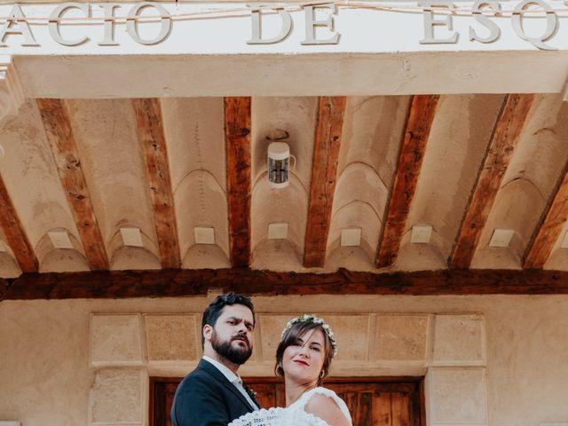 La boda de Kim y Solange en Sotos De Sepulveda, Segovia 60