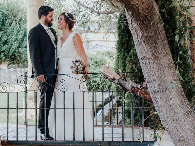 La boda de Kim y Solange en Sotos De Sepulveda, Segovia 61