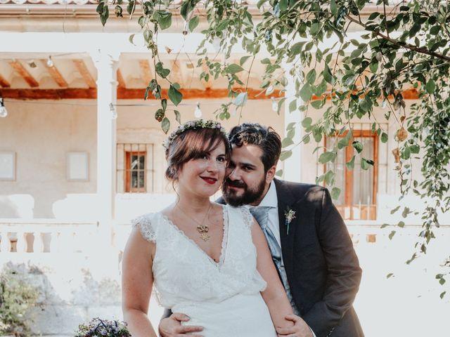 La boda de Kim y Solange en Sotos De Sepulveda, Segovia 62