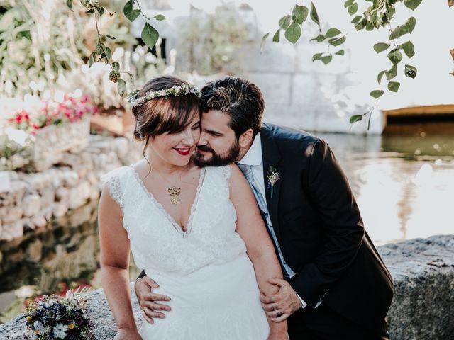 La boda de Solange y Kim