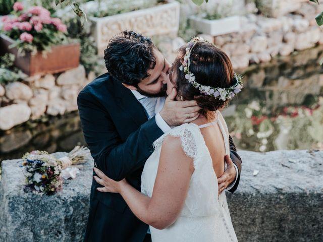 La boda de Kim y Solange en Sotos De Sepulveda, Segovia 63