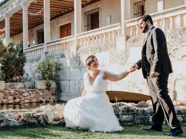 La boda de Kim y Solange en Sotos De Sepulveda, Segovia 65