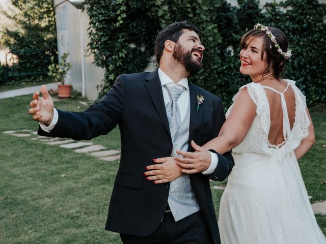 La boda de Kim y Solange en Sotos De Sepulveda, Segovia 66