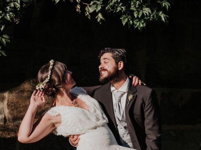 La boda de Kim y Solange en Sotos De Sepulveda, Segovia 67