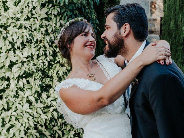 La boda de Kim y Solange en Sotos De Sepulveda, Segovia 68