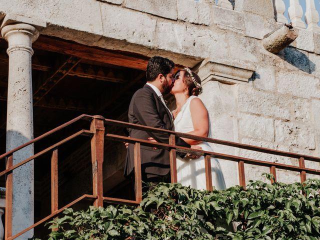 La boda de Kim y Solange en Sotos De Sepulveda, Segovia 69