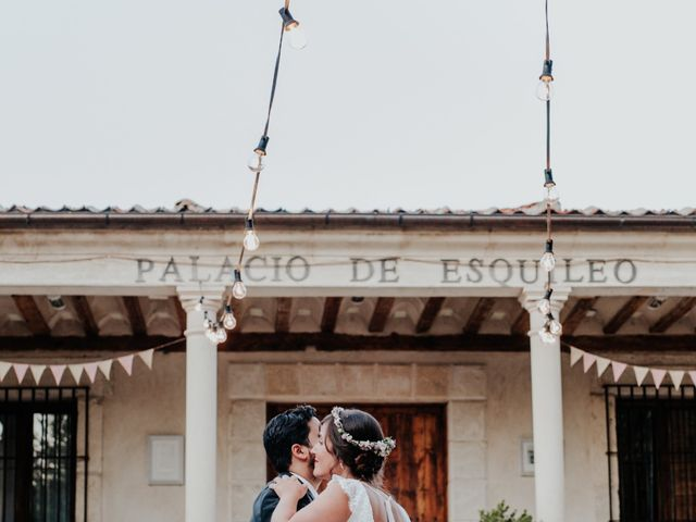 La boda de Kim y Solange en Sotos De Sepulveda, Segovia 76