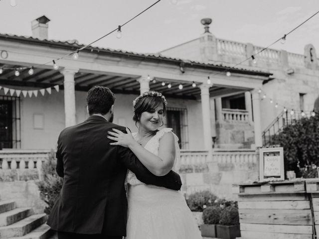 La boda de Kim y Solange en Sotos De Sepulveda, Segovia 77