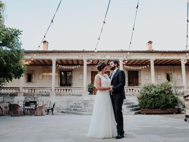 La boda de Kim y Solange en Sotos De Sepulveda, Segovia 80