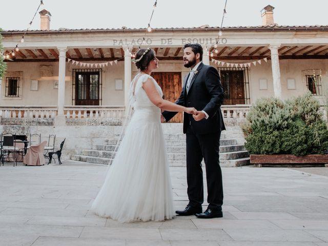 La boda de Kim y Solange en Sotos De Sepulveda, Segovia 81