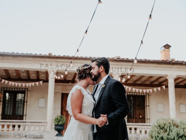 La boda de Kim y Solange en Sotos De Sepulveda, Segovia 83