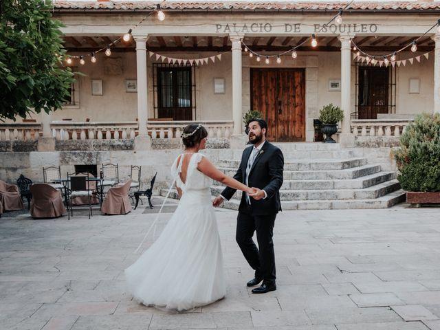La boda de Kim y Solange en Sotos De Sepulveda, Segovia 84