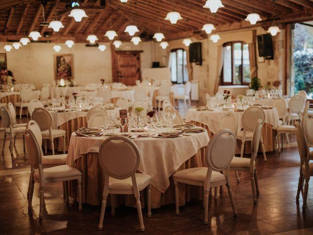 La boda de Kim y Solange en Sotos De Sepulveda, Segovia 86
