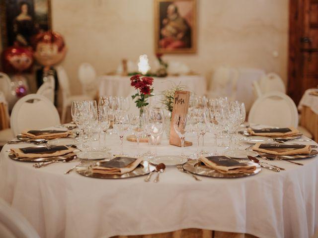 La boda de Kim y Solange en Sotos De Sepulveda, Segovia 87
