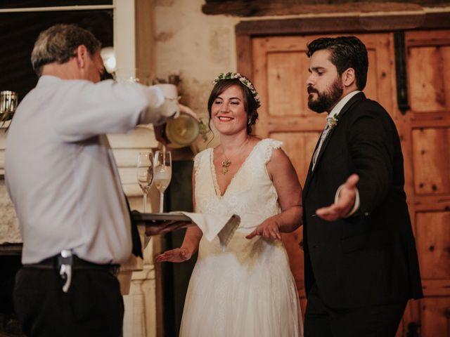 La boda de Kim y Solange en Sotos De Sepulveda, Segovia 93