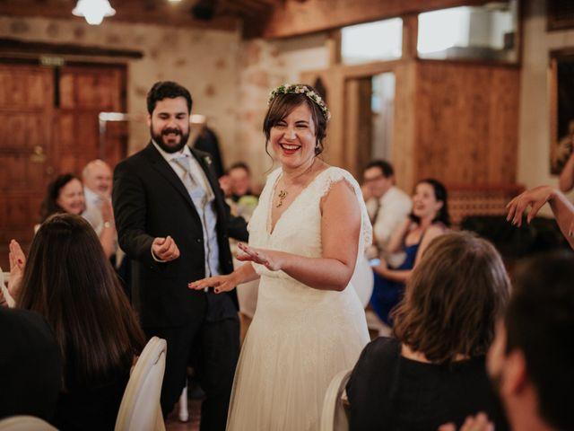 La boda de Kim y Solange en Sotos De Sepulveda, Segovia 95