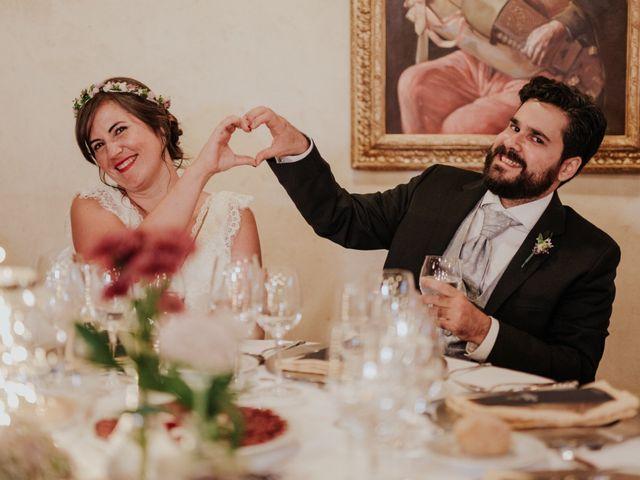 La boda de Kim y Solange en Sotos De Sepulveda, Segovia 97