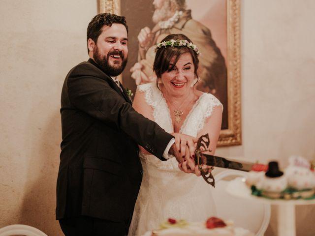 La boda de Kim y Solange en Sotos De Sepulveda, Segovia 98
