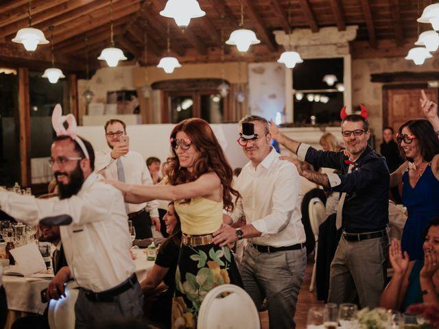 La boda de Kim y Solange en Sotos De Sepulveda, Segovia 99
