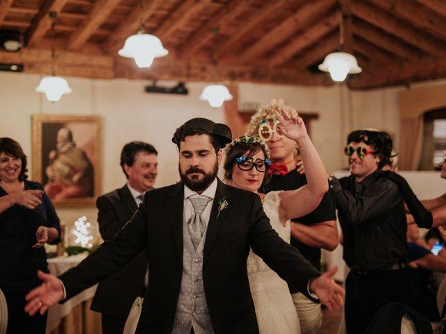La boda de Kim y Solange en Sotos De Sepulveda, Segovia 100