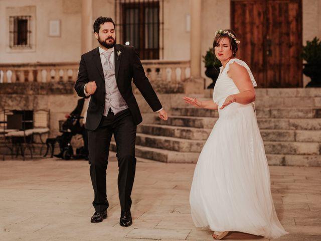 La boda de Kim y Solange en Sotos De Sepulveda, Segovia 103