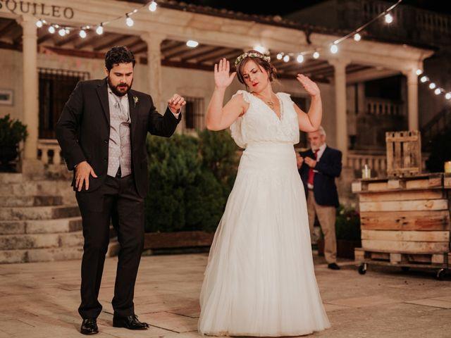 La boda de Kim y Solange en Sotos De Sepulveda, Segovia 104
