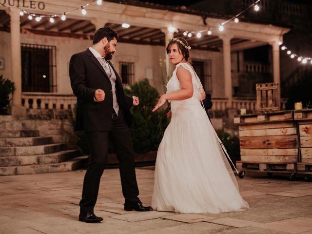 La boda de Kim y Solange en Sotos De Sepulveda, Segovia 106
