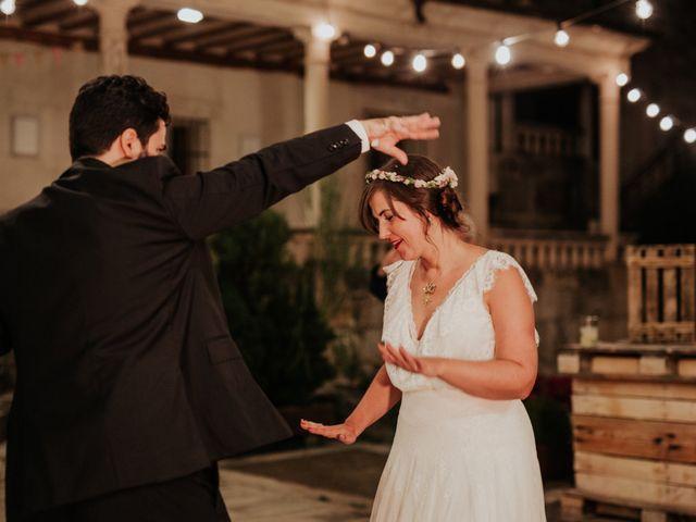 La boda de Kim y Solange en Sotos De Sepulveda, Segovia 108