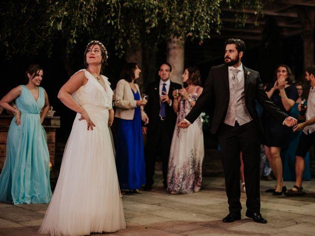 La boda de Kim y Solange en Sotos De Sepulveda, Segovia 110
