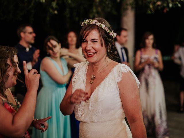La boda de Kim y Solange en Sotos De Sepulveda, Segovia 111