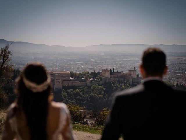 La boda de Eder y Cristela en Otura, Granada 3