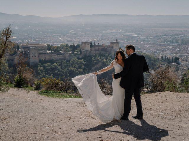 La boda de Eder y Cristela en Otura, Granada 4
