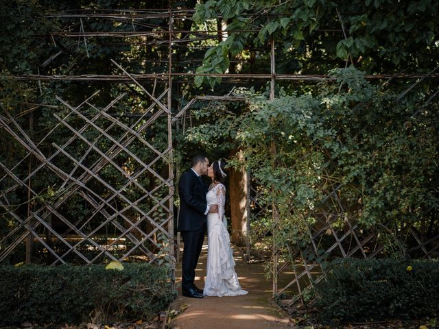 La boda de Eder y Cristela en Otura, Granada 6