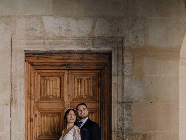 La boda de Eder y Cristela en Otura, Granada 8