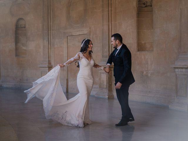 La boda de Eder y Cristela en Otura, Granada 10