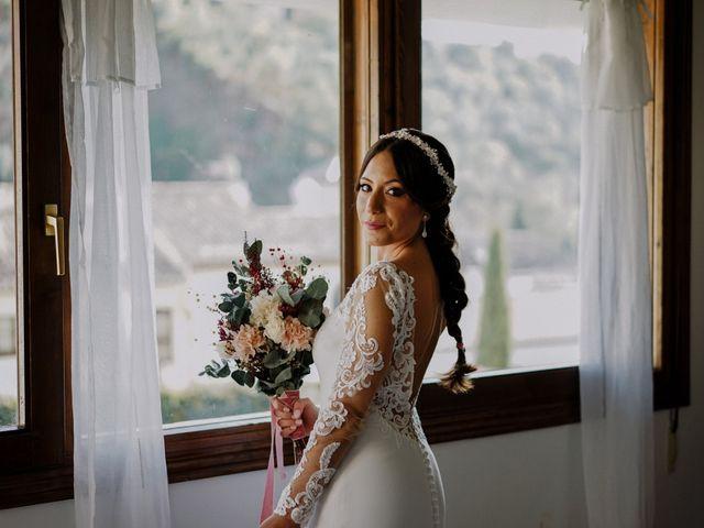 La boda de Eder y Cristela en Otura, Granada 20