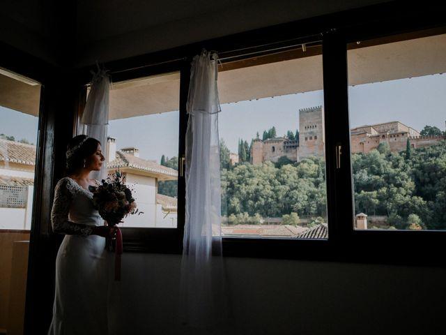 La boda de Eder y Cristela en Otura, Granada 21