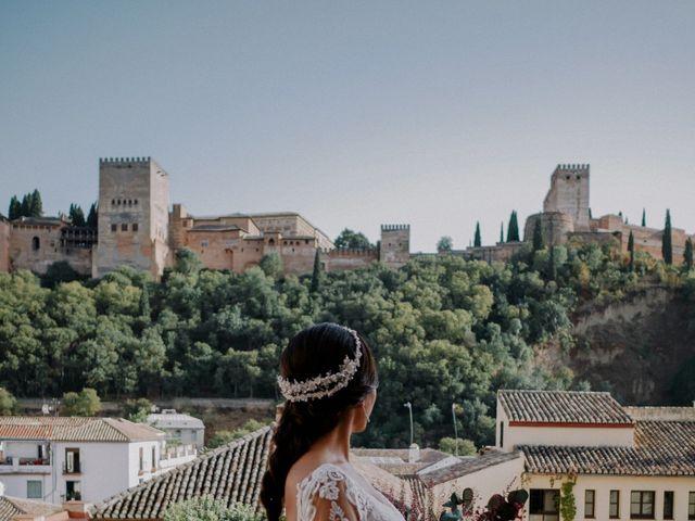 La boda de Eder y Cristela en Otura, Granada 22