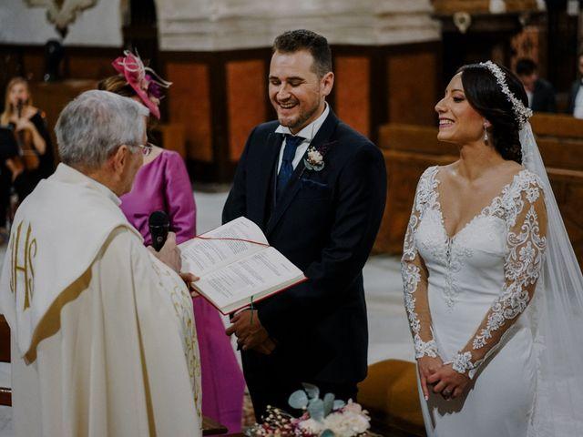 La boda de Eder y Cristela en Otura, Granada 27