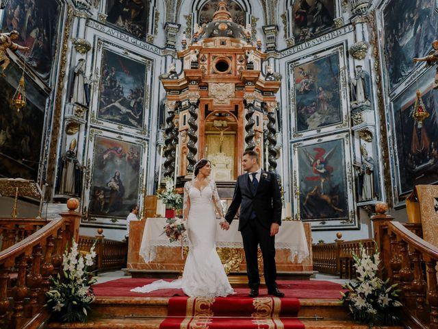 La boda de Eder y Cristela en Otura, Granada 28