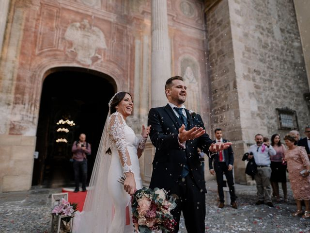 La boda de Eder y Cristela en Otura, Granada 29