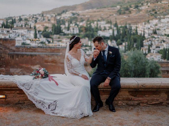 La boda de Eder y Cristela en Otura, Granada 31