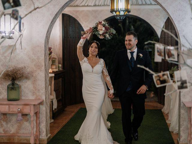 La boda de Eder y Cristela en Otura, Granada 33