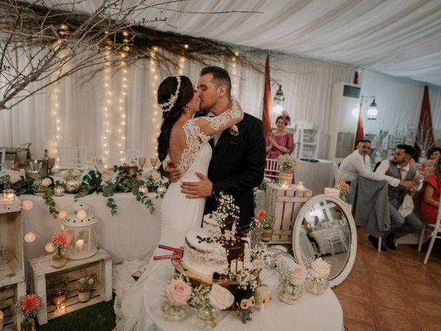 La boda de Eder y Cristela en Otura, Granada 37