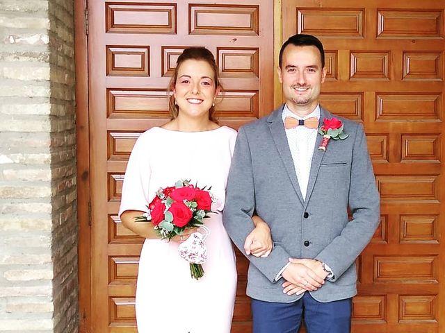La boda de Javier y Delia en Arguedas, Navarra 1