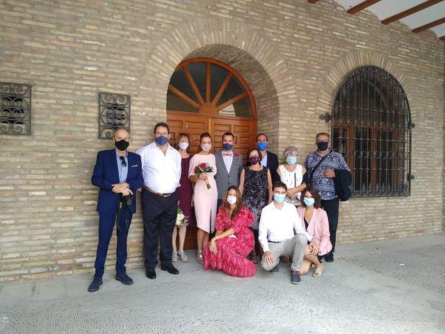 La boda de Javier y Delia en Arguedas, Navarra 8