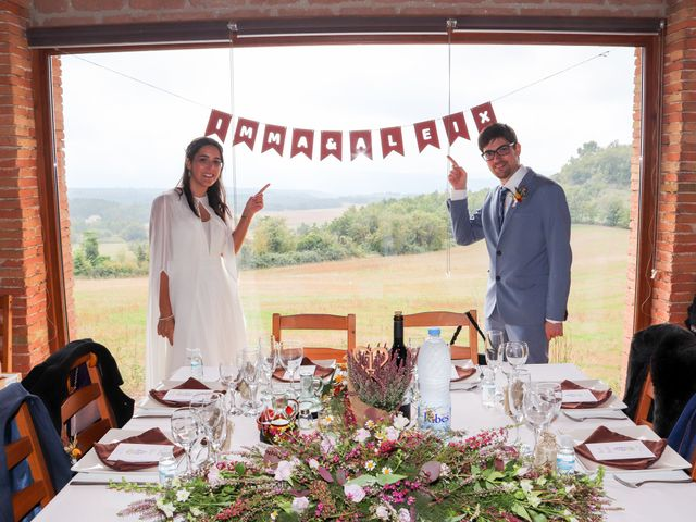 La boda de Aleix y Imma en Moia, Barcelona 15