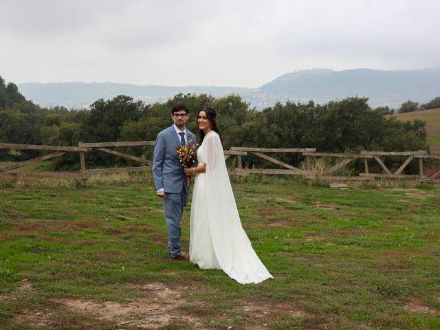 La boda de Aleix y Imma en Moia, Barcelona 1