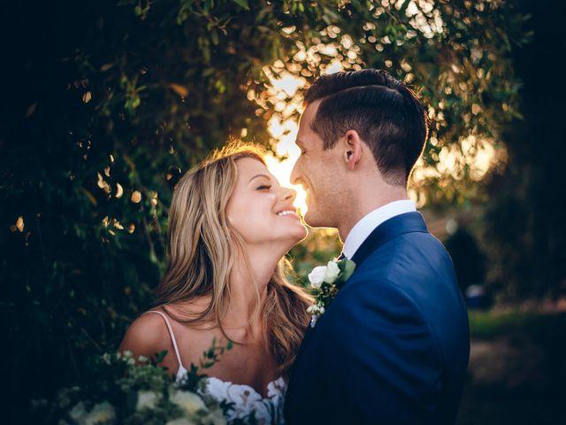 La boda de Chris y Melissa